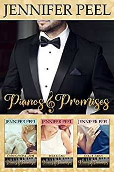 Pianos and Promises Series Complete Box Set: Books 1-3 by [Peel, Jennifer]