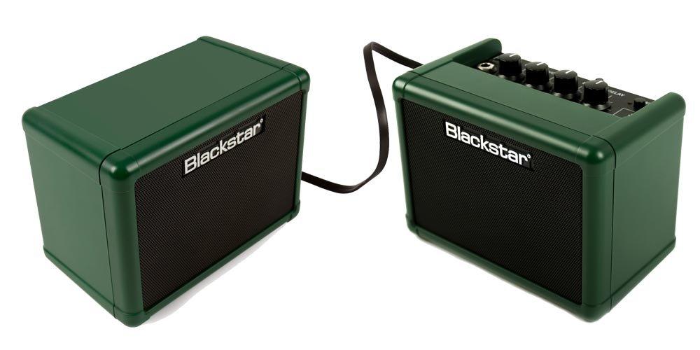 Blackstar FLY3 3W Battery Powered Guitar Amplifier Korg USA Inc.