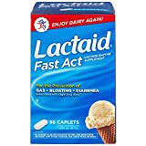 Lactaid Fast Act Lactase Enzyme Supplement, 96 ct.