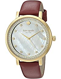 Women's KSW1170 Monterey Analog Display Quartz Red Watch