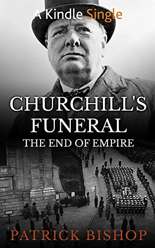 book cover of Churchill\'s Funeral