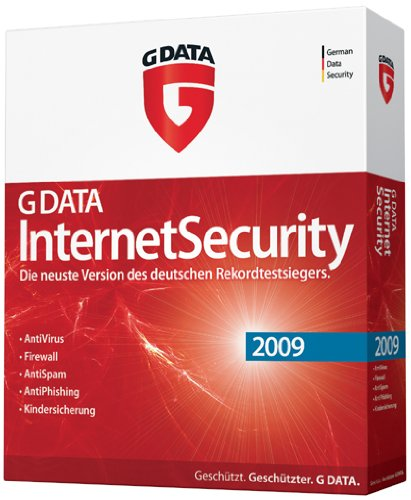 fb53290594b Amazon.com: GDATA INTERNETSECURITY 2009: Software