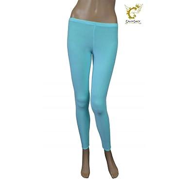 dcb2a65c63a97 Crazy Chick Women Yoga Pants High Waist Microfiber Leggings Ladies Gym  Dance Wear: Amazon.co.uk: Clothing