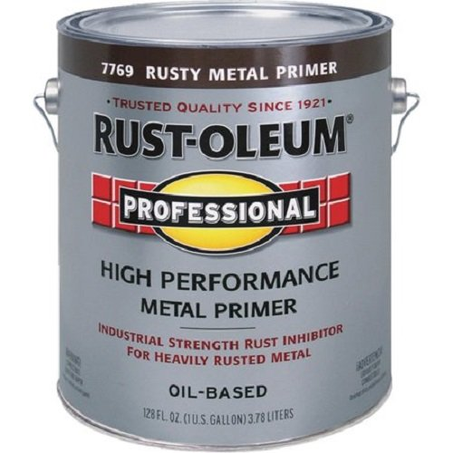 RUST-OLEUM 7769-402 Professional Gallon Rusty Metal Primer