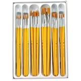 Royal Brush RCVP-101 Taklon Hair Classroom Value Pack