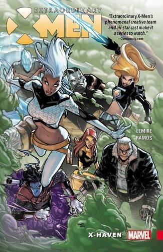 Extraordinary X-Men Vol. 1: X-Haven (X Men Book)