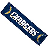 WinCraft NFL San Diego Chargers Cooling Towel, Large/8 X 30, White