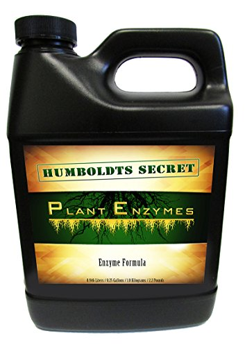 Best Plant and Root Enzymes - Humboldts Secret Plant Enzymes - 7,000 Active Units of Enzyme per Milliliter. (32 Ounce) by Humboldts Secret