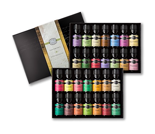 - Favorites Set of 28 Premium Grade Fragrance Oils - 10ml