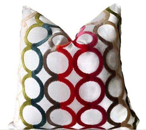 jonathan-adler-ringleader-confetti-pillow-cover-rainbow-colors-velvet-pillow-decorative-throw-pillow