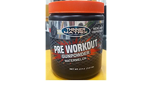 Gunpowder supplement