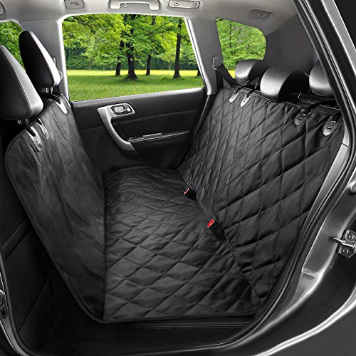 wenfeng pet seat cover waterproof scratch proof dog car seat covers hammock convertible non. Black Bedroom Furniture Sets. Home Design Ideas