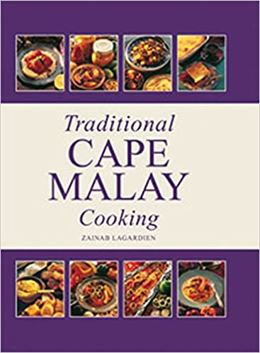 Cape Malay Recipe Book