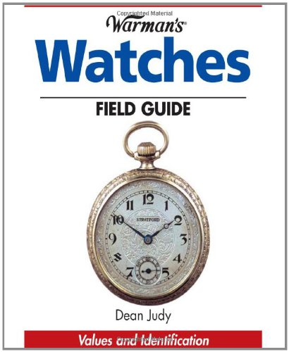 brand krause publications warmans watches field guide