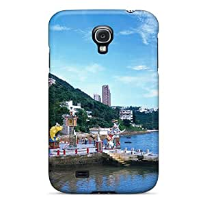 New Hong Kong Travel Spot Tpu Skin Case Compatible With Galaxy S4