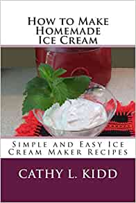 how to make easy homemade ice cream