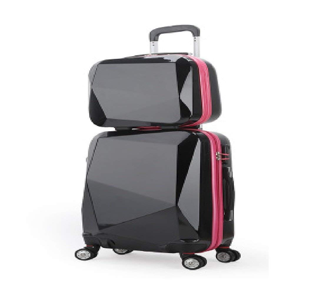 e11ef13c654e Amazon.com: Wetietir Luggage Suitcase Universal Wheel Male and ...