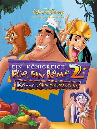Ein Königreich für ein Lama 2 - Kronks großes Abenteuer Film