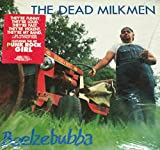 THE DEAD MILKMEN Beelzebubba LP original US press ENIGMA 7 73351-1 Punk Rock Girl 1988