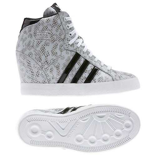 half off e4ca9 72610 Adidas Originals Basket Profi UP Women Shoes Running White Black Q21910   Amazon.ca  Shoes   Handbags