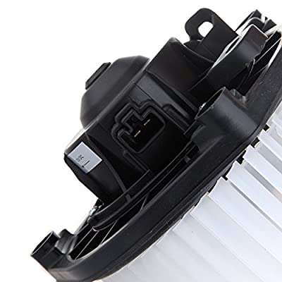 HVAC Plastic Heater Blower Motor ABS w/Fan Cage ECCPP for 2005-2013 Toyota Tacoma: Automotive