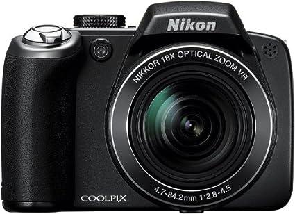 amazon com nikon coolpix p80 10 1mp digital camera with 18x wide rh amazon com Nikon P50 Nikon Coolpix P80 Accessories