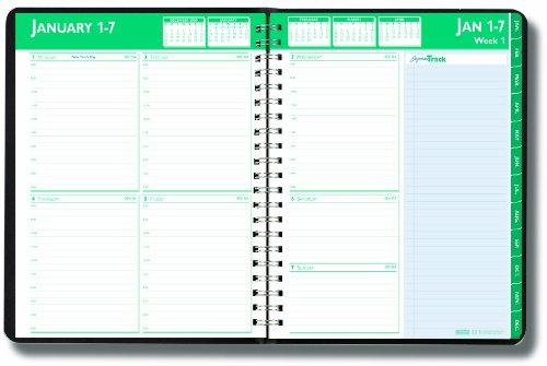 House of Doolittle Express Track Weekly/Monthly Planner 13 - 2015 Weekly Planner Erin Condren