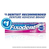 Fixodent Denture Adhesives Review and Comparison