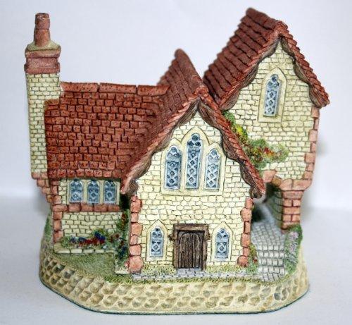 Staffordshire Cottage (David Winter Cottages Staffordshire Vicarage September)