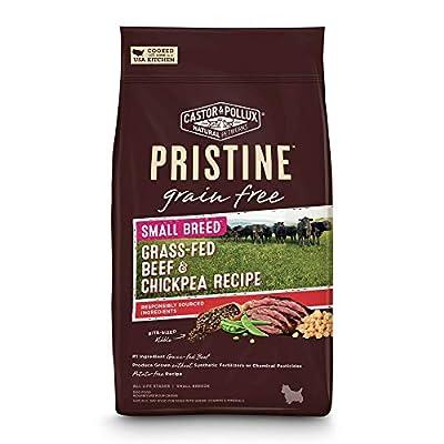 Castor & Pollux Pristine Grain Free Small Breed Dry Dog Food