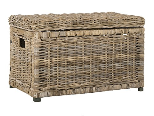 Large Natural Wicker - happimess Elijah 30