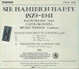 Violin Concerto / Variations on Dublin Air