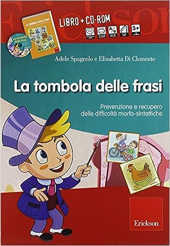 Amazon It La Tombola Delle Frasi Prevenzione E Recupero