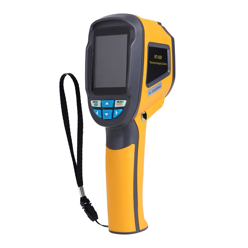 HT-02D Handheld IR Thermal Imaging Camera Color Display 1024p 32x32 Resolution Thermal Imager