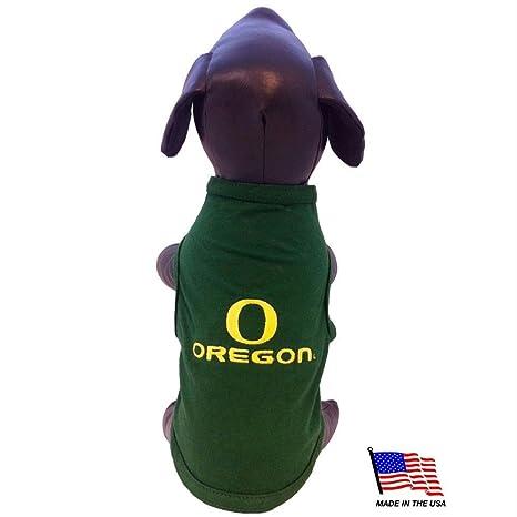 new style 69a88 610b5 Amazon.com : Oregon Ducks Pet Tank - XX-Small : Pet Supplies