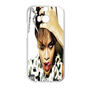 ZK-SXH - Rihanna Brand New Durable Cover Case Cover for HTC One M8, Rihanna Cheap Case