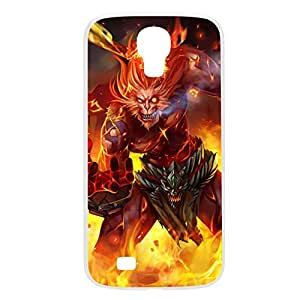 Wukong-006 League of Legends LoL case cover Samsung Galaxy Note2 N7100/N7102 - Plastic White