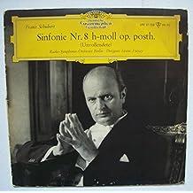 "Schubert: Sinfonie Nr. 8 h-moll op. posth. ""Unvollendete"" / Symphony No. 8 in B minor op. posth. ""Unfinished"""