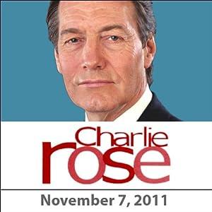 Charlie Rose: Mark Zuckerberg and Sheryl Sandberg, November 7, 2011 Radio/TV Program