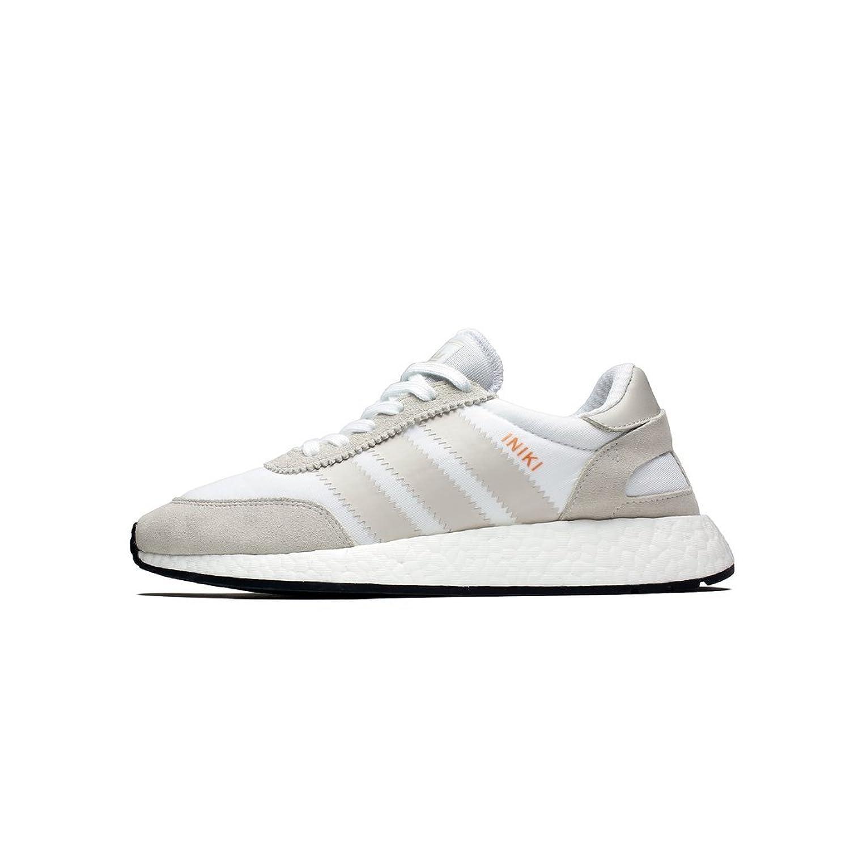 Adidas Mens Iniki Runner White/ Nylon