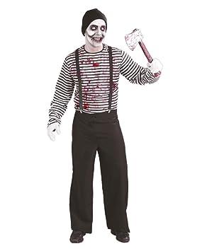 Horror-Shop Killer mimo traje One Size: Amazon.es: Juguetes ...