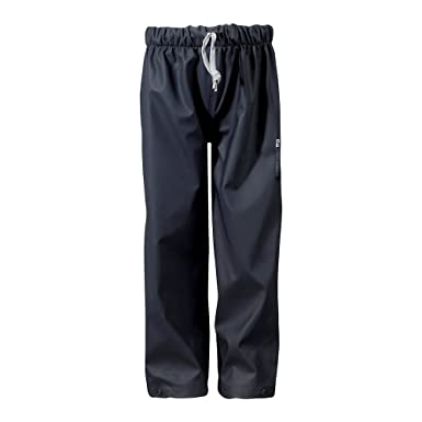 dc9b32167c434 Children's Didriksons Midjeman Waterproof Overtrousers Navy - Waterproof  Trousers for Boys and Girls 1.5 - 2