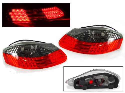 Boxster 986 Led Tail Light in US - 2