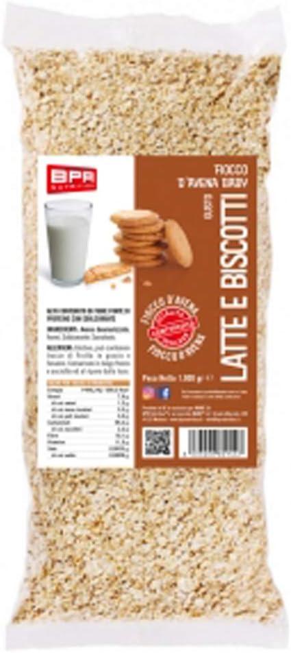 Bebe leche de avena y galletas con sabor a 1 kg: Amazon.es: Salud ...