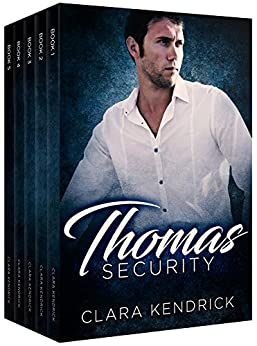 Thomas Security: The Complete 5-Books Private Security Series by [Kendrick, Clara ]