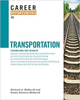 Career Opportunities in Transportation