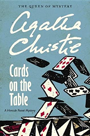 book cover of Cards on the Table