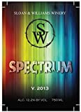 2013 Sloan & Williams Spectrum Perfected Blush Table Wine 750 mL