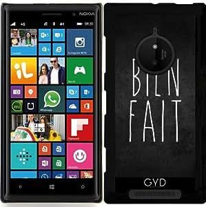 Funda para Nokia Lumia 830 - Bien Hecho by Spycker