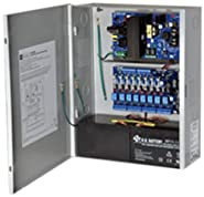 Altronix ACM Series Access Power Controllers with 8 Fused Outputs Power Supply/Chargers, 12/24 VDC, 4/3 Amps (Pack of 1)